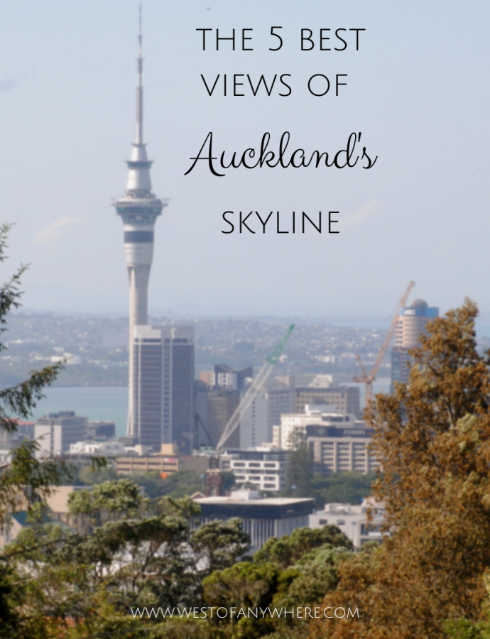 The 5 Best Views of Auckland's Skyline