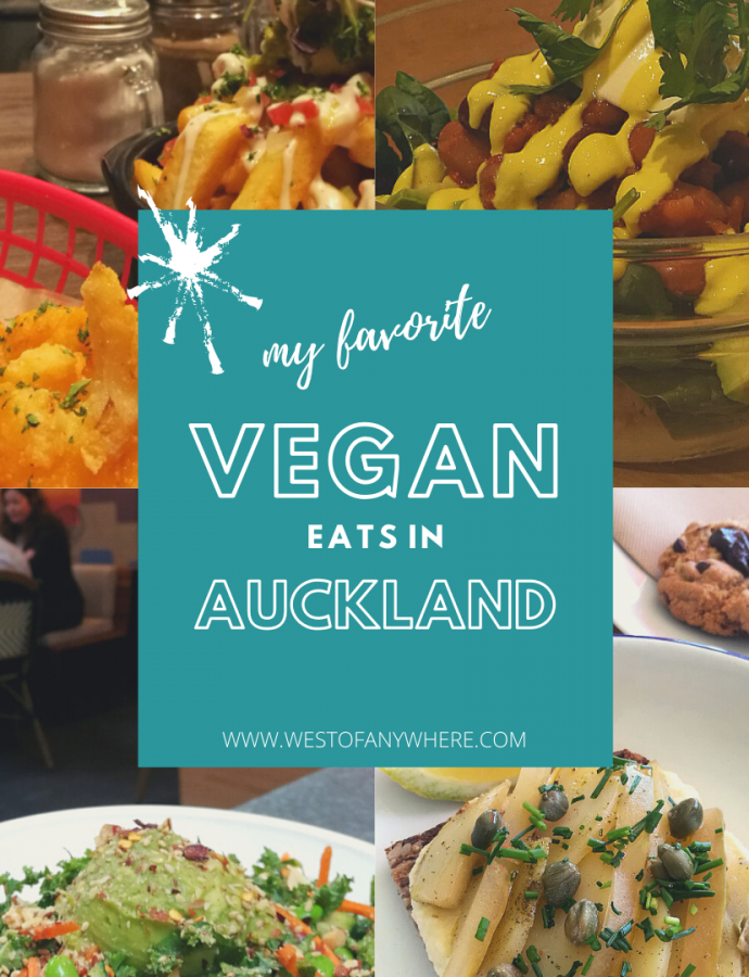 My favorite vegan eats in Auckland