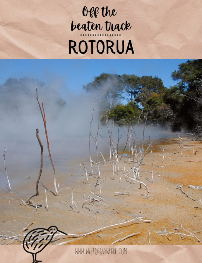 Off the Beaten Track in Rotorua