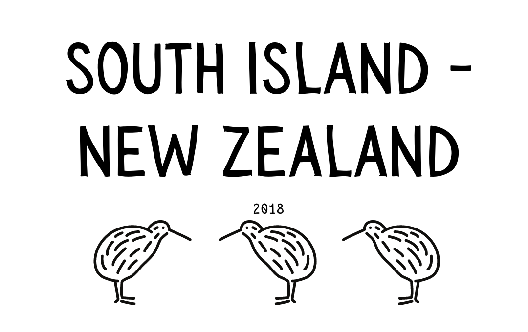 New Zealand – South Island (2018)