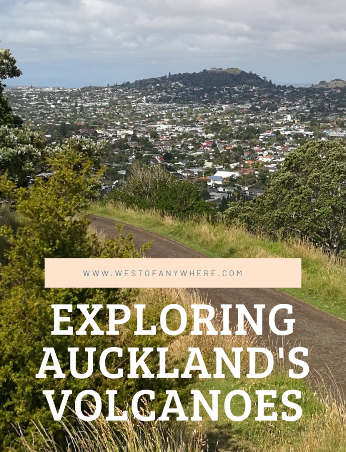 Exploring Auckland's Volcanoes